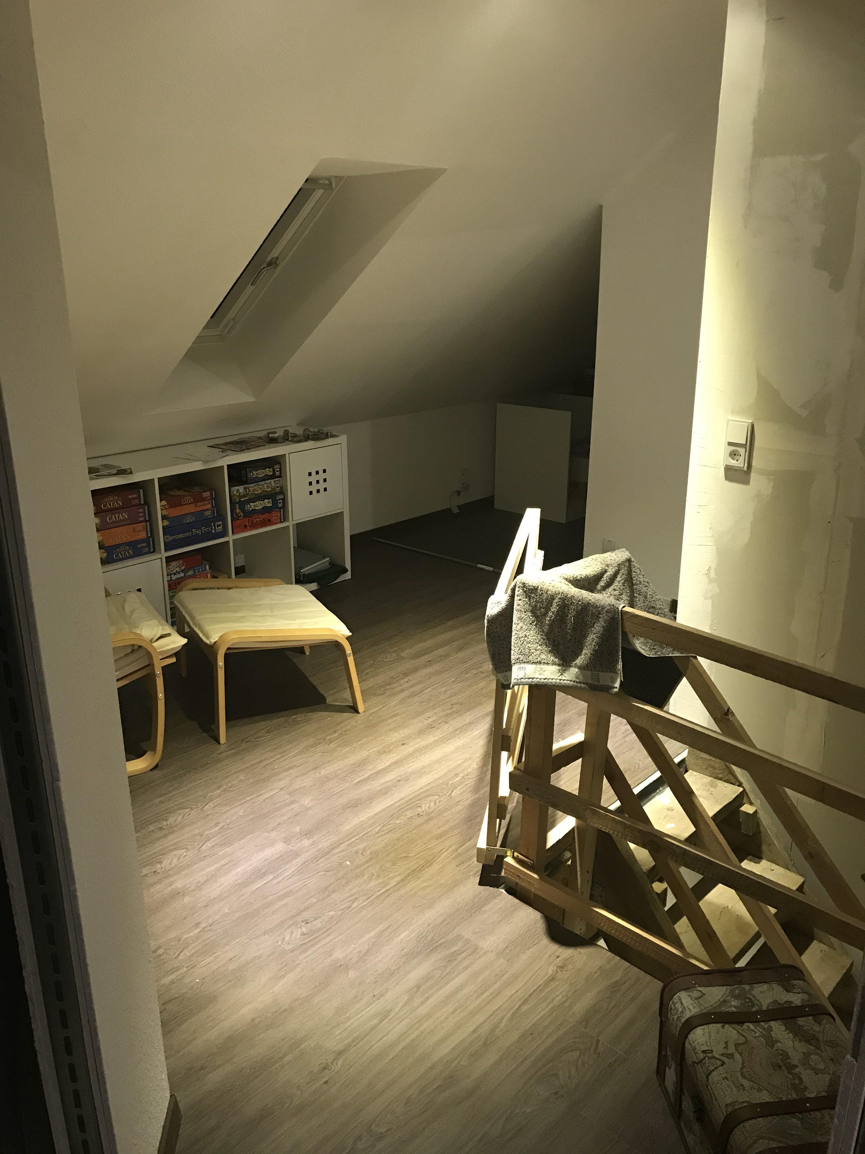 Amüsant Dachboden Ausbauen Treppe Referenz Von Die Zimmertüren Kommen Innerhalb Der Nächsten Tage,